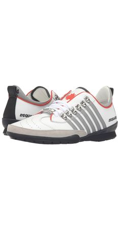 Dare to be devistatingly desirable sporting the Canadian charm of the 251 Leather Slip On Shoes, Lace Up Shoes, Leather Men, Top Shoes, Men's Shoes, Footwear Shoes, Sports Footwear, Dsquared2, Mens Fashion