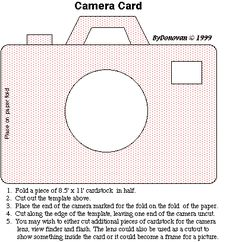 camera card templates - Yahoo Search Results Yahoo Canada Image Search Results