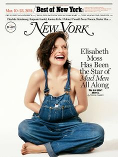Elizabeth Moss lookin' ultra cute in dungarees http://asos.to/1gfkKfT