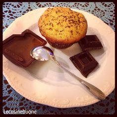 Muffin farro e nutella