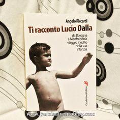 #angeloriccardi #tiraccontoluciodalla Angelo Riccardi Sindaco di Manfredonia ci presenta il suo primo libro Ti racconto Lucio Dalla. Infanzia, adolescenza, aneddoti e curiosità su Lucio Dalla.