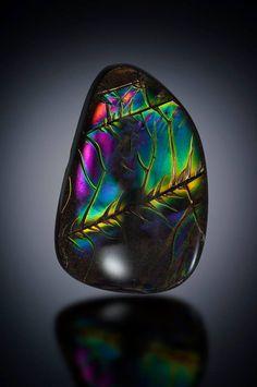 fire obsidian