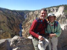 Joyce and Patrick, Artist Point, YNP