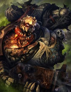 Death Guard,Warhammer 40000,warhammer40000, warhammer40k, warhammer 40k, ваха, сорокотысячник,фэндомы,Chaos (Wh 40000),nurgle,chaos space marine,plague marine