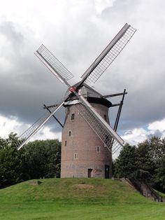 Geis Mühle, Krefeld, Germany.