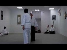 First AIKIDO 6TH KYU Test - YouTube