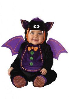 Disfraces de Halloween para bebés: fotos de los disfraces - Disfraz vampiro