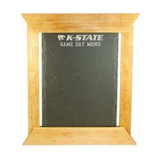 """K-State"" Artisan Chalk Board"