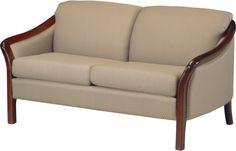 HPFI 9100 Series Loveseat 60  Fabric/Leather Options Available (HPFI-9132)