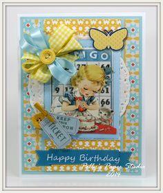 Really Retro Birthday Cards