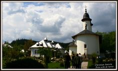 Văratec Monastery - the biggest nunnery in Romania. Also the place where you can visit the grave of Veronica Micle.
