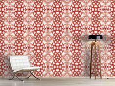 Design #Tapete Fröhliches Orient