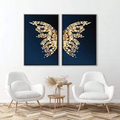 Trending – ClockCanvas Butterfly Room, Butterfly Canvas, Butterfly Painting, Butterfly Wings, Butterfly Wall Decor, Blue Butterfly, Canvas Frame, Canvas Wall Art, Canvas Prints