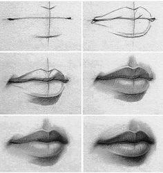 Realistic Pencil Drawings, Pencil Drawing Tutorials, Art Drawings Sketches Simple, Pencil Art Drawings, Art Tutorials, Cool Drawings, Drawing Tips, Drawing Techniques, Drawing Ideas