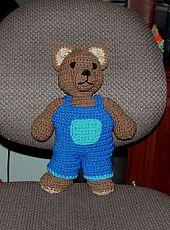Crochet Pattern - Cocoa Bear | Gather