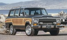 Like all Wagoneers, the 1989 Jeep Wagoneer could tow trailers that weighed up to 5,000 pounds.