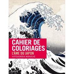 Quoi de mieux que de revisiter les estampes japonaises d'Hokusai...