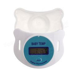 LCD Digital Infant Temperature Baby Nipple Thermometer - US$4.58