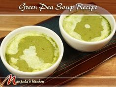 green peas soup recipe indian - Google Search