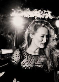 Great photo of Meryl Streep at the Academy Awards 1979