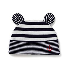 joe fresh . baby boy nautical hat :: i finally found this after the third superstore stop! and i find out on the same day that my friend is preggers - again! :)