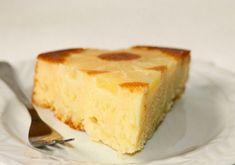 Gâteau de Semoule à l'Ananas WW - Recette Plat - Recette Cuisine Facile