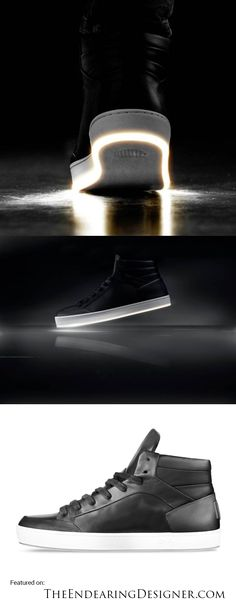 Creative Shoes, Light Up Shoes, White Light, Color Change, All Black Sneakers, Glow, Oxford Shoes, Dress Shoes, Workout