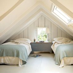 White Is Always Right - 30 Beautiful Beachy Bedrooms - Coastal Living