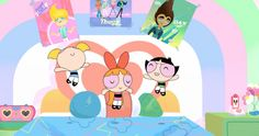 'The Powerpuff Girls' Reboot Premiere Date Announced -- They're back as Blossom, Bubbles and Buttercup save the day in an all-new, reimagined 'The Powerpuff Girls'. -- http://movieweb.com/powerpuff-girls-reboot-premiere-date-2016-april/