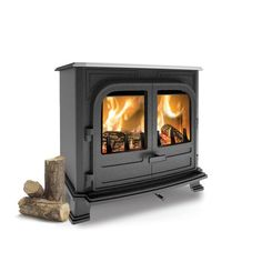 Broseley Snowdon 26 Wood Burning Boiler Stove | 10kW + 16kW Boiler Stoves, Wood Burning, Home Appliances, Classic, House Appliances, Derby, Stoves, Kitchen Appliances, Classic Books