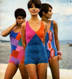 Swimsuits.1966