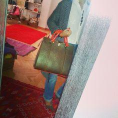 My new tote bag @valgutandbag tienda.valgutandbag.com #uniquetemperandbold