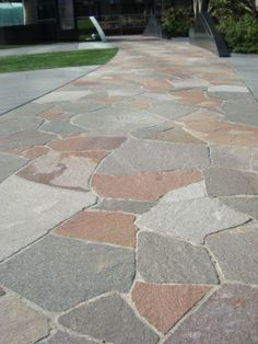 Eco Outdoor Porphyry Crazy Paving Pinteres