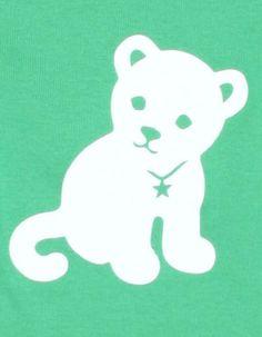 Groen Timba baby T-shirt - Tapete - Kinderkleding online - Pepatino.be - Webwinkel voor kleine kleertjes - Aalst