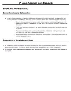Common Core, SLP, & Secondary Students  -  Pinned by @PediaStaff – Please Visit http://ht.ly/63sNt for all our pediatric therapy pins