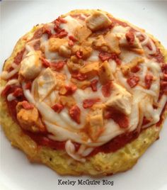 Keeley McGuire: Lunch Made Easy: Cauliflower Crust Lunchbox Pizza (with recipe)