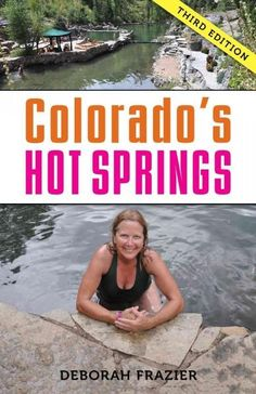 COLORADOS HOT SPRINGS is an entertaining, comprehensive guide to the state's sweet soaking sites and their histories. The photographs capture each spring's unique character and beauty. Each chapter bl