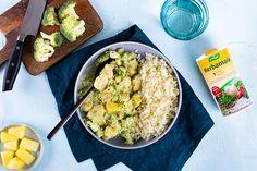 Kip kerrie met broccoli #Avogelrecepten