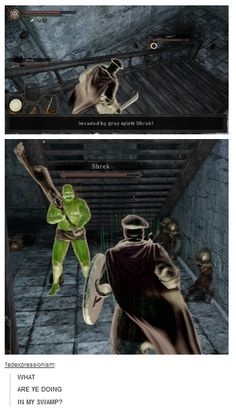 Play time is ogre... - darksouls2