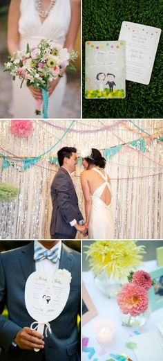 bash, please via style me pretty...now this couple knows how to have fun! great wedding!