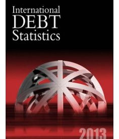 International Debt Statistics (IDS) 2013 is a continuation of the World Bank's publications Global Development Finance, Volume II (1997 through 2009) and the earlier World Debt Tables (1973 through 1996). IDS 2013 provides statistical tables showing the external debt of 128 developing countries that report public and publicly guaranteed external debt to the World Bank's Debtor Reporting System (DRS).