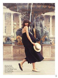 paris je t'aime: sibui nazarenko by stefania paparelli for elle australia dec 2013