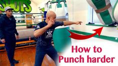 How to punch hard and correctly - YouTube