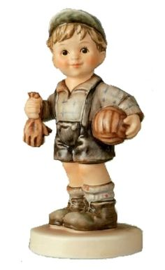 MI Hummel Keeper of the Goal Hummel Figurine 2212
