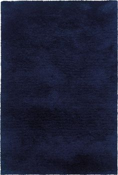 "Machine Made Shag Rugs ""COSMO"" with Medium Blue - Navy color. Jewel Tone Colors, Machine Made Rugs, Navy Color, Cosmos, Area Rugs, Oriental, Designer Rugs, Blue, Shag Rugs"
