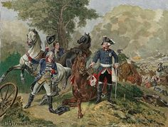 7Years War: The Battle of Kunersdorf, fought in the Seven Years' War, was Frederick the Great's most devastating defeat.