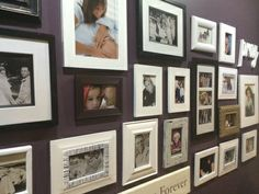 passageway family photos  @Nicky Day.net Decor, House, Gallery Wall, Beautiful Homes, Wall, Home Decor, Stoop, Frame