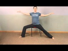 Chair/Senior Holy Yoga - 10 Minute with Christina Mroz #holyyoga