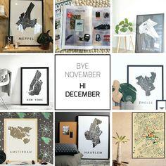 HI DECEMBER  Bye november! Fijne en gelukkige maand allemaal!