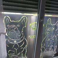 French Bulldog Frenchie Bulldog Bully Filou Design